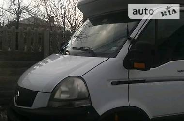 Renault Mascott груз.  2008