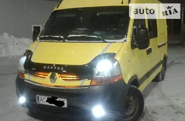 Renault Master груз.-пасс. 2008 в Маневичах