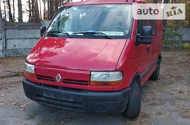 Renault Master груз.-пасс. 2003 в Киеве