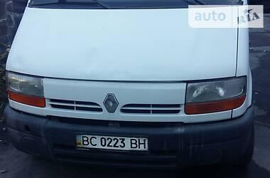 Renault Master груз.-пасс. 2003 в Львове