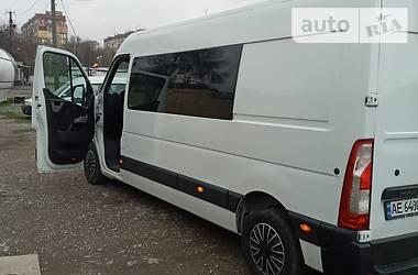 Легковий фургон (до 1,5т) Renault Master груз.-пасс. 2016 в Дніпрі