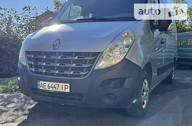 Легковий фургон (до 1,5т) Renault Master груз.-пасс. 2013 в Дніпрі