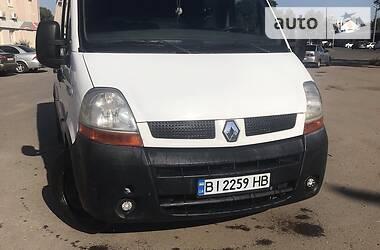 Легковий фургон (до 1,5т) Renault Master груз.-пасс. 2005 в Полтаві