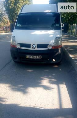 Легковий фургон (до 1,5т) Renault Master груз.-пасс. 2006 в Сумах