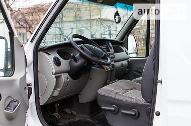 Renault Master груз.  2009