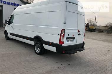 Renault Master груз. 2016 в Черновцах