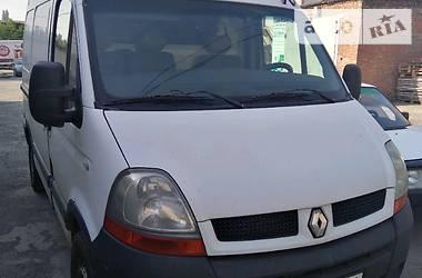 Renault Master груз. 2009 в Запорожье