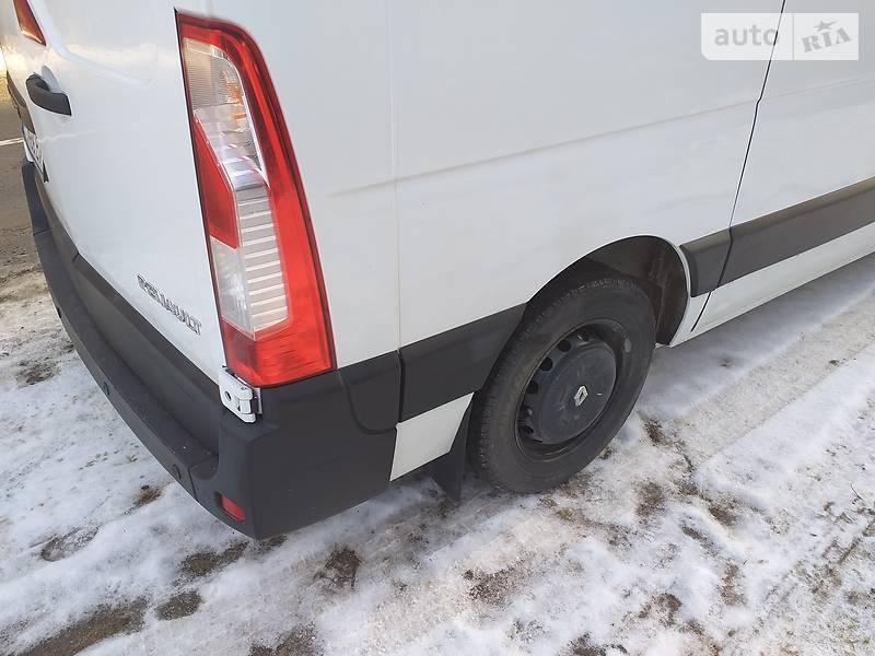 Renault Master груз. 2012 в Ивано-Франковске