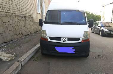 Renault Master груз. 2004 в Новограде-Волынском
