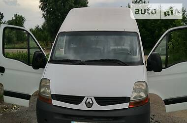Renault Master груз. 2007 в Киеве