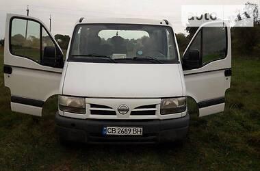 Renault Master груз. 2002 в Козельце