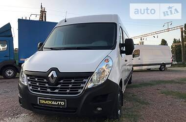 Renault Master груз. 2016 в Одессе