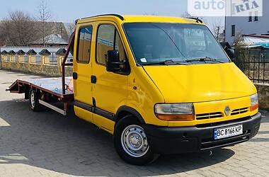 Renault Master груз. 2001 в Львове
