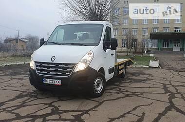 Renault Master груз. 2016 в Дрогобыче
