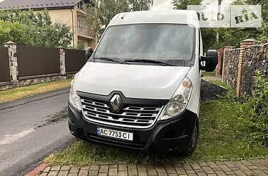 Легковой фургон (до 1,5 т) Renault Master груз. 2014 в Луцке