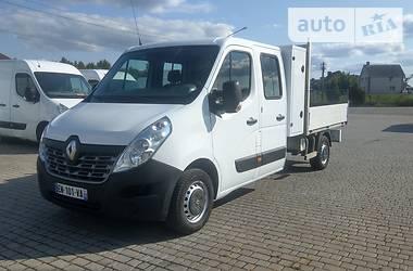 Микроавтобус грузовой (до 3,5т) Renault Master груз. 2017 в Ровно