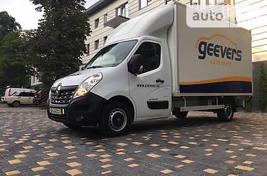 Микроавтобус грузовой (до 3,5т) Renault Master груз. 2017 в Тернополе