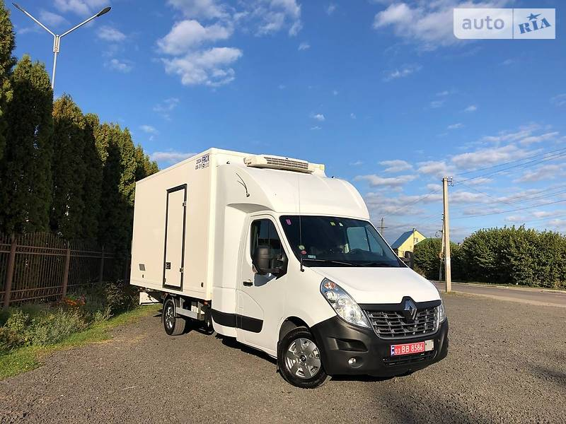 Renault Master груз. REF TERMO KING 8PAL