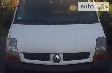Renault Master пасс. 2005 в Черновцах