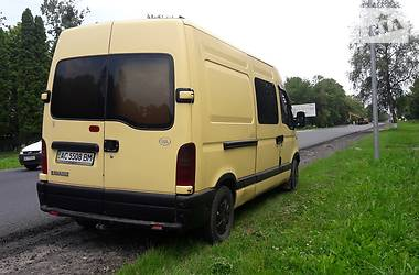 Renault Master пасс. 1998 в Луцке