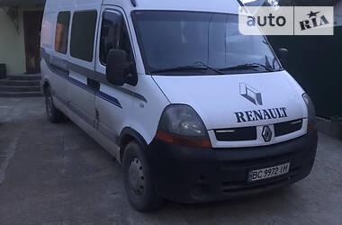 Renault Master пасс. 2006 в Бориславе