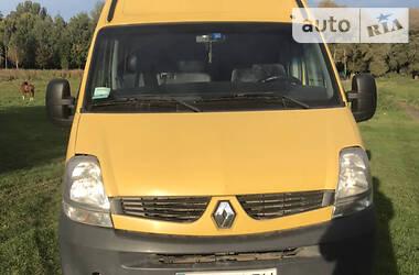 Renault Master пасс. 2007 в Владимир-Волынском