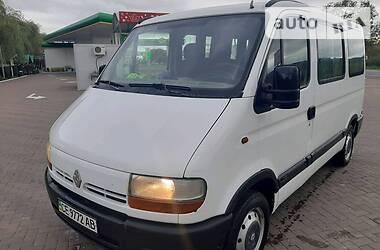 Renault Master пасс. 2001 в Черновцах