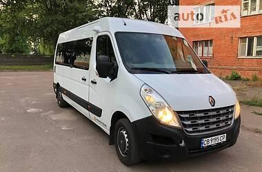 Мікроавтобус (від 10 до 22 пас.) Renault Master пасс. 2014 в Чернігові