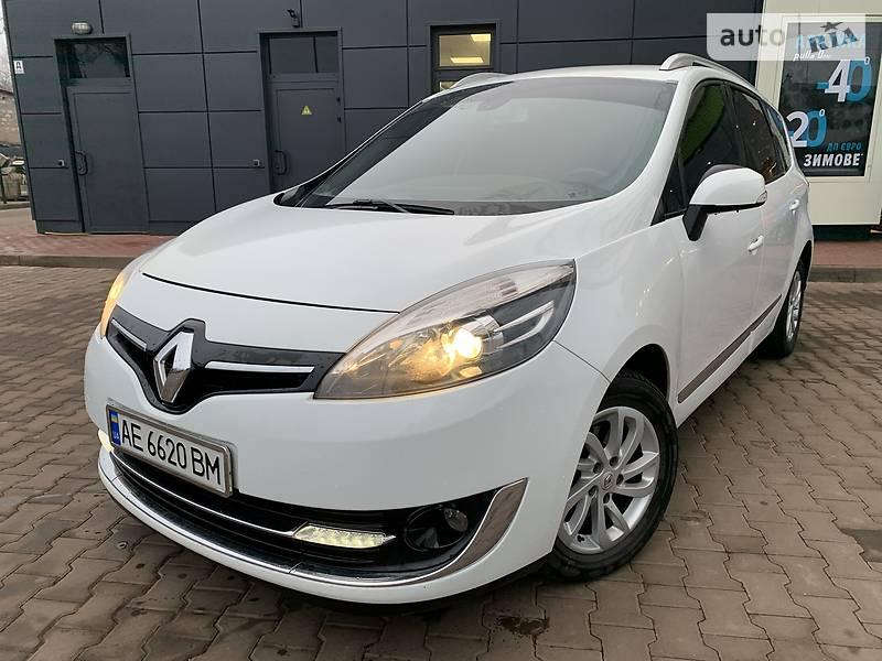 Renault Megane Scenic 2013 в Кривом Роге
