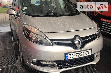 Renault Megane Scenic 2014 в Львове