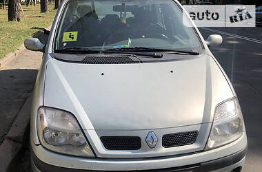Renault Megane Scenic 2000 в Киеве