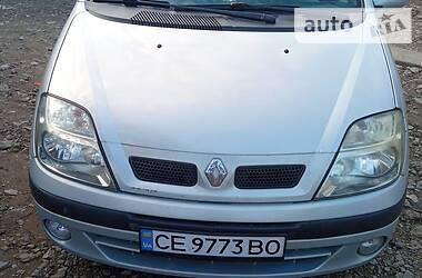 Renault Megane Scenic 2001 в Черновцах