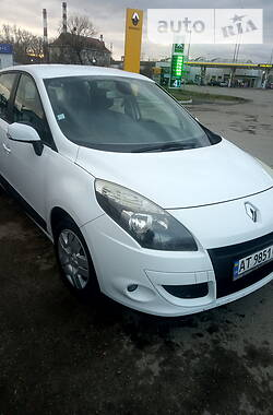 Renault Megane Scenic 2010 в Ивано-Франковске