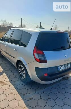 Мінівен Renault Megane Scenic 2006 в Івано-Франківську