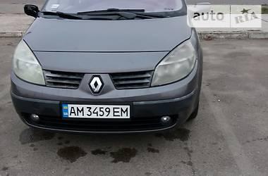 Универсал Renault Megane Scenic 2004 в Житомире