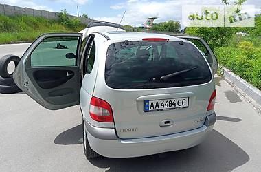 Универсал Renault Megane Scenic 2002 в Киеве