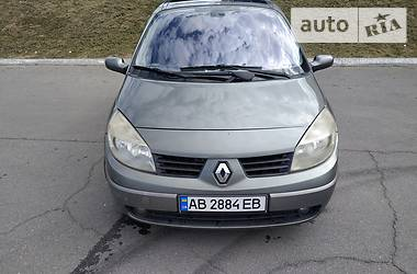 Минивэн Renault Megane Scenic 2004 в Виннице