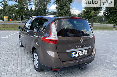 Универсал Renault Megane Scenic 2009 в Виннице
