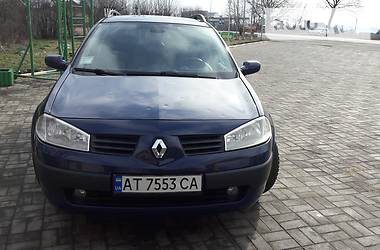 Renault Megane 2004 в Снятине