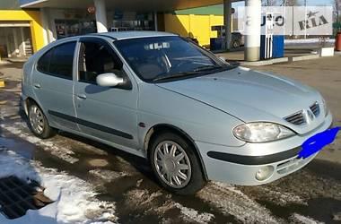 Renault Megane 2001 в Харькове