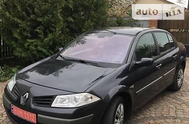 Renault Megane 2007 в Корсуне-Шевченковском