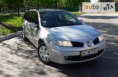 Renault Megane 2007 в Луцке