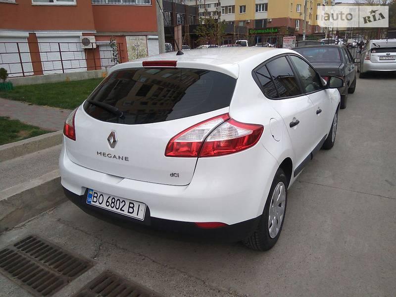 Renault Megane 2012 в Одесі