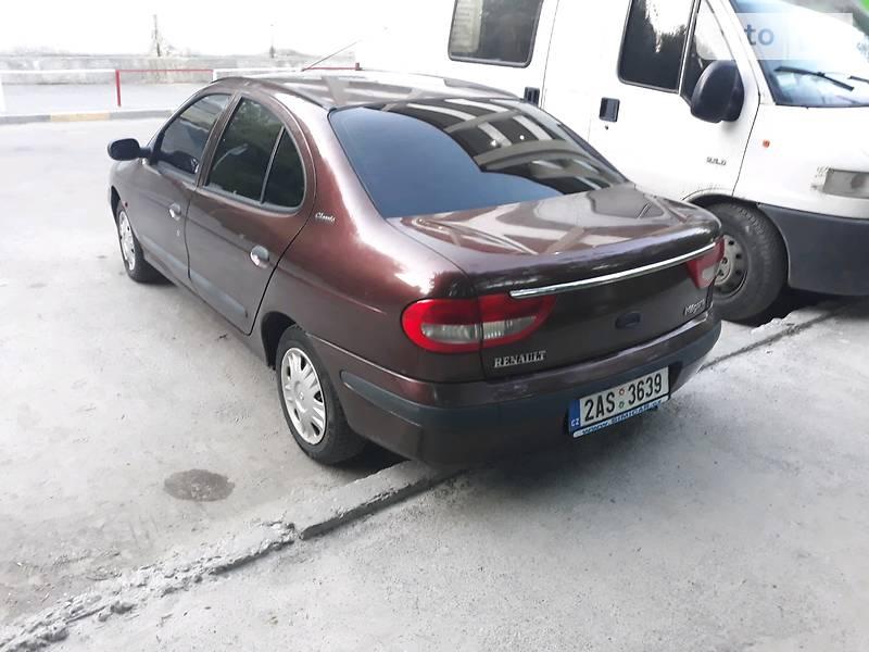 Renault Megane 2000 в Львове