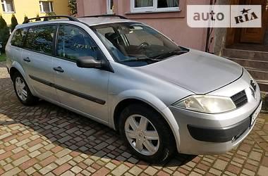 Renault Megane 2006 в Львове