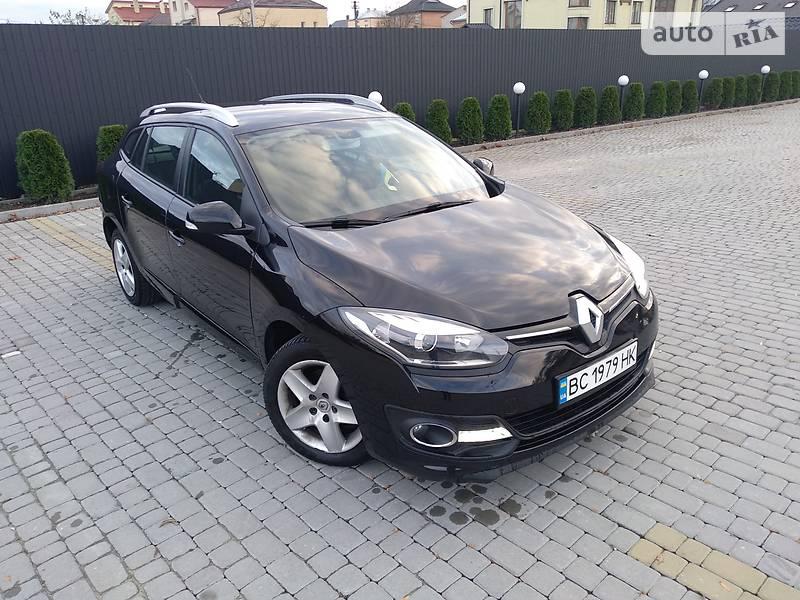 Renault Megane R-LINK KLIM LED 6-st
