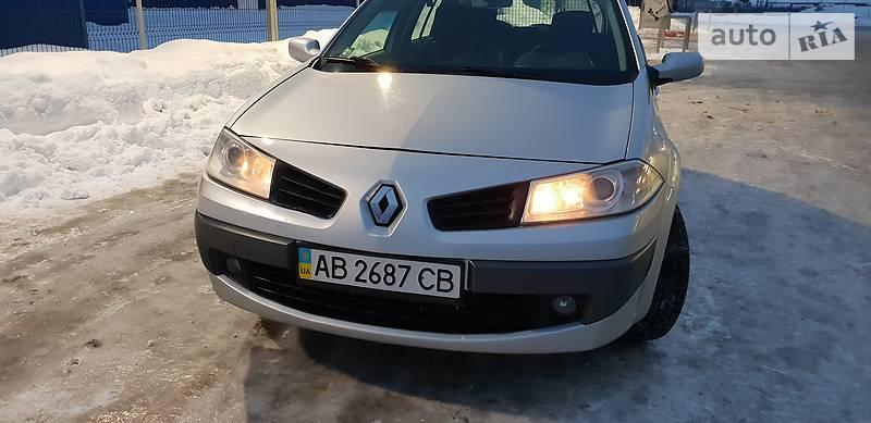 Renault Megane 2006 года в Виннице