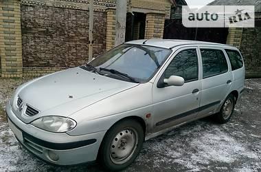 Renault Megane 2001 в Донецке