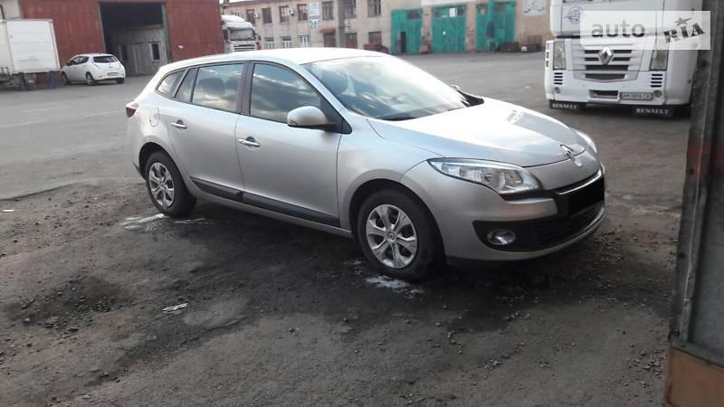 Renault Megane 2012 года в Житомире