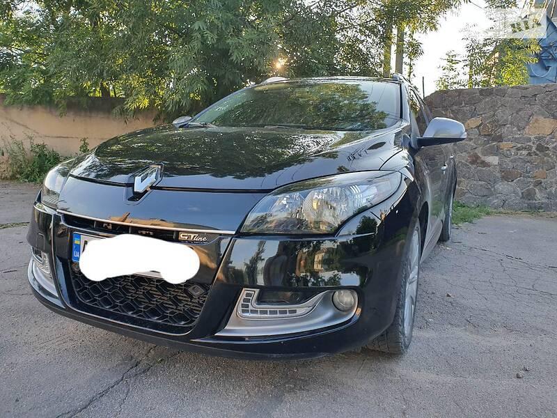 Renault Megane 2012 года в Виннице